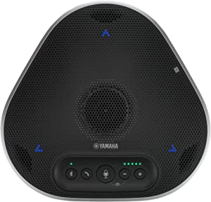 Yamaha YVC-330 Portable USB & Bluetooth Conference Phone Featuring. SoundCap Technology (Black)