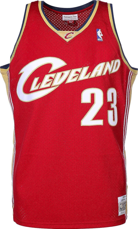 Mitchell & Ness Replica Swingman NBA Jersey HWC 23 Lebron James Cleveland Cavaliers Basketball Trikot