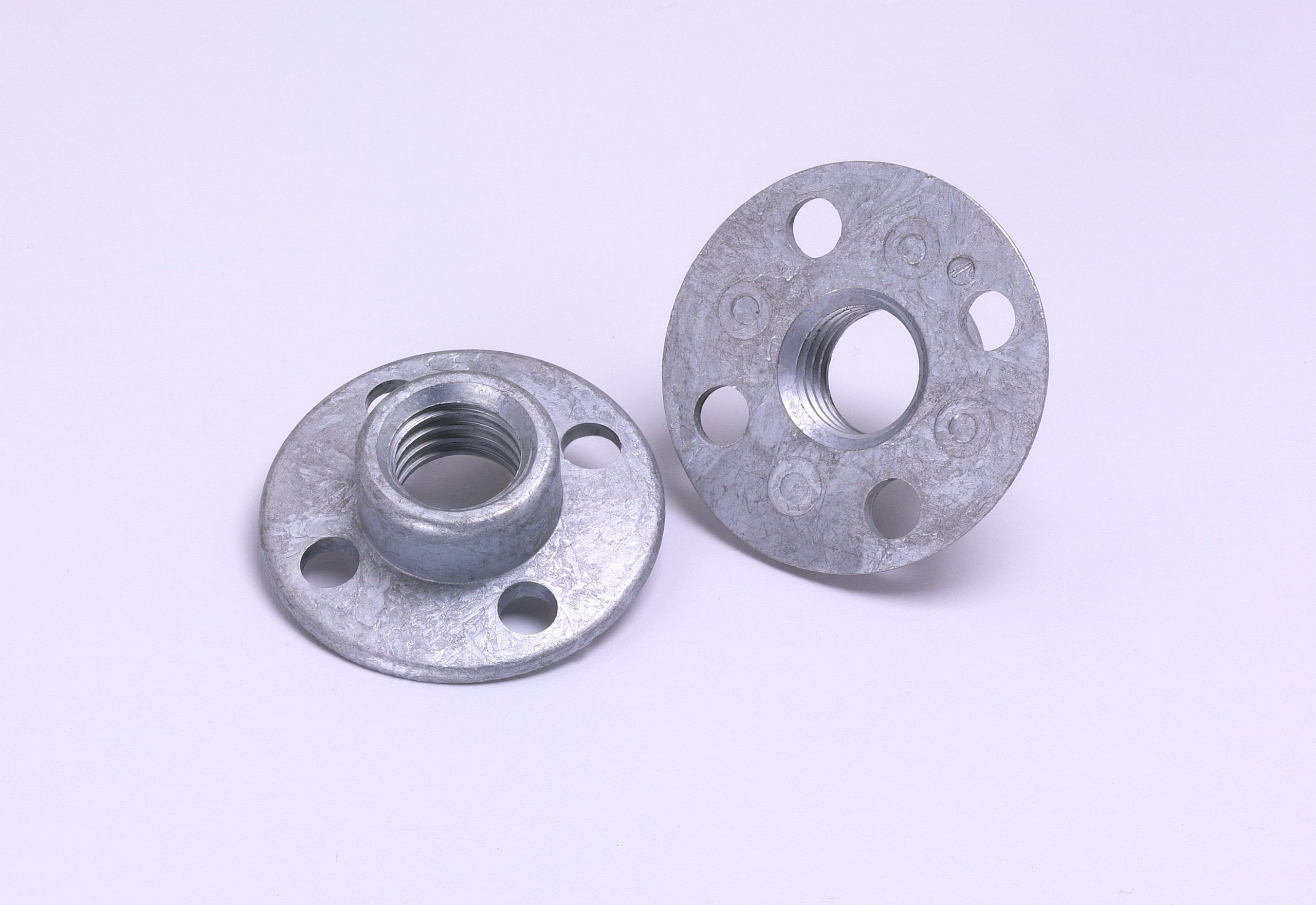10/PK 3M Disc Retainer Nut 05621 1/2 in 5/8-11 Internal // 7000120524 by APD-Incorporated