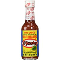 El Yucateco Hot Sauce Red 120ml