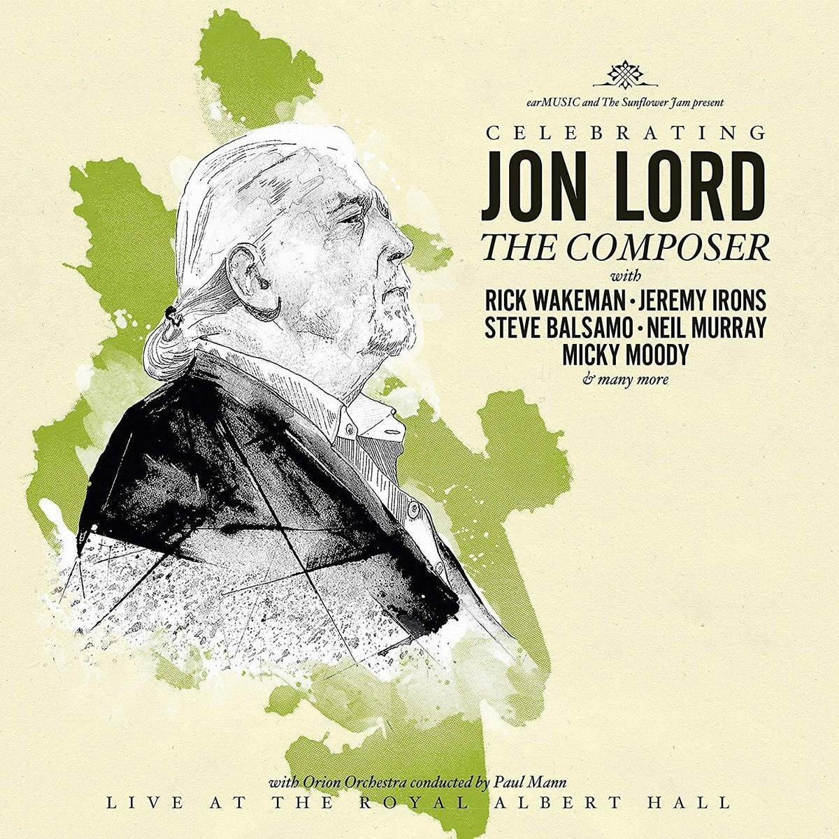 Vinilo : JON LORD, DEEP PURPLE & FRIENDS - Celebrating Jon Lord: The Composer (LP Vinyl)