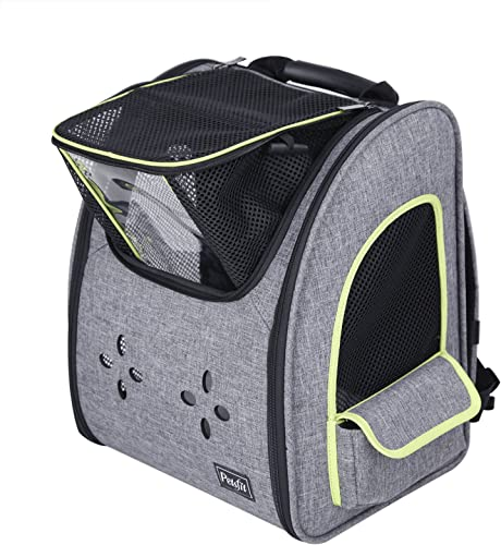 Petsfit Dogs Carriers Backpack for Cat Dog Guinea Pig Bunny Durable and Comfortable Pet Bag