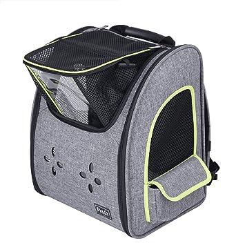 Petsfit - Mochila para gatos, perros, cobayas, conejos, duradera y cómoda bolsa para mascotas: Amazon.es: Productos para mascotas