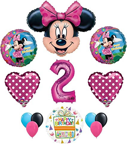 """Black Number 2 34/"""" Balloon Birthday Party Decorations 2nd #2"""