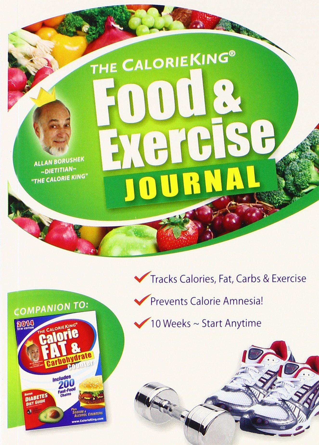 CalorieKing Food Exercise Journal product image