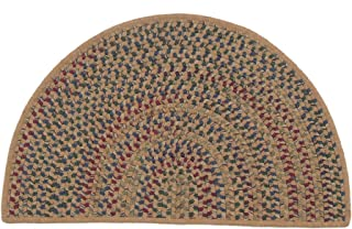 product image for Colonial Mills Rustic Kitchen Slice Heart Rug, 18 x 2'6, Taupe