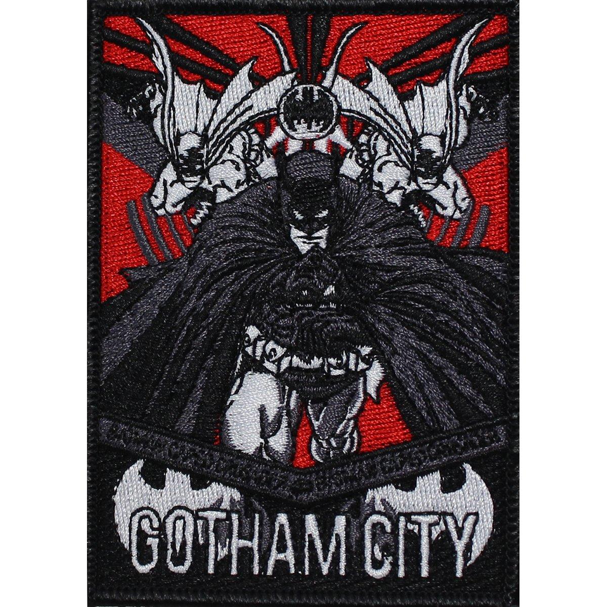 Batman DC Comics Gotham Patch   B00KNUECY2