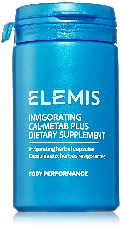 ELEMIS Invigorating Cal-Metab Plus Body Enhancement Herbal Capsules, 60 Count: Elemis: Premium Beauty
