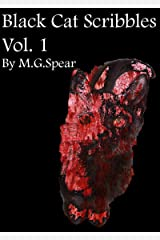 Black Cat Scribbles Vol. 1: Short Story Horror Collection Kindle Edition