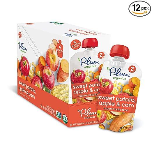 Plum Organics Baby Food Pouche...