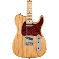 G&L Limited Edition Tribute ASAT Classic Ash Body Electric Guitar (Gloss Natural)
