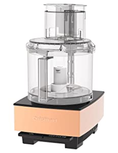 Cuisinart DFP-14CPYAMZ Custom 14 Food Processor Brushed Metal Series - Copper