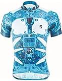 APTRO(アプトロ)サイクルジャージ 半袖 メンズ レーサーショーツ 上下 サイクルウェア カジュアル レーサーウェア 高弾力 速乾吸汗通気 パッド付き サイクリングウェア スボーツ 春夏秋用 自転車ウェア ロードバイク ウェア