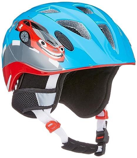 Alpina casco moto per bambini Ximo Flash Winter  Amazon.it  Sport e ... e6d4c221a0c4