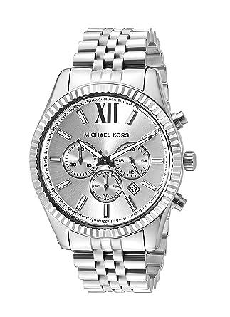 low priced c874c 7643b Michael Kors Lexington orologi orologio