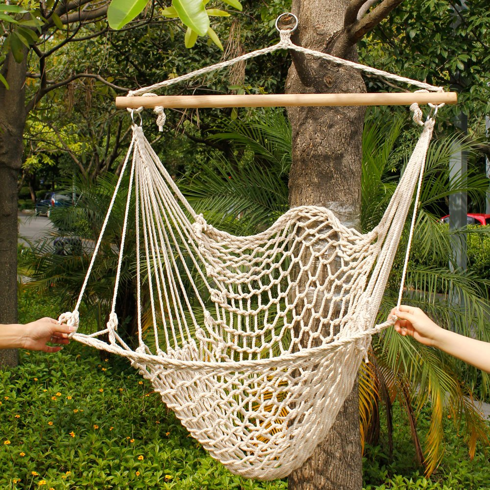 vivere hammock rope en cotton walmart canada ip double