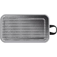 Skullcandy Barricade XL Bluetooth Wireless Portable Speaker (Gray/Hot Lime)