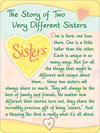 a story about two sisters