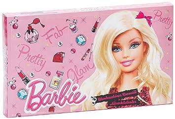 Calendrier Avent Barbie.Markwins Calendrier De L Avent Barbie Maquillage Et