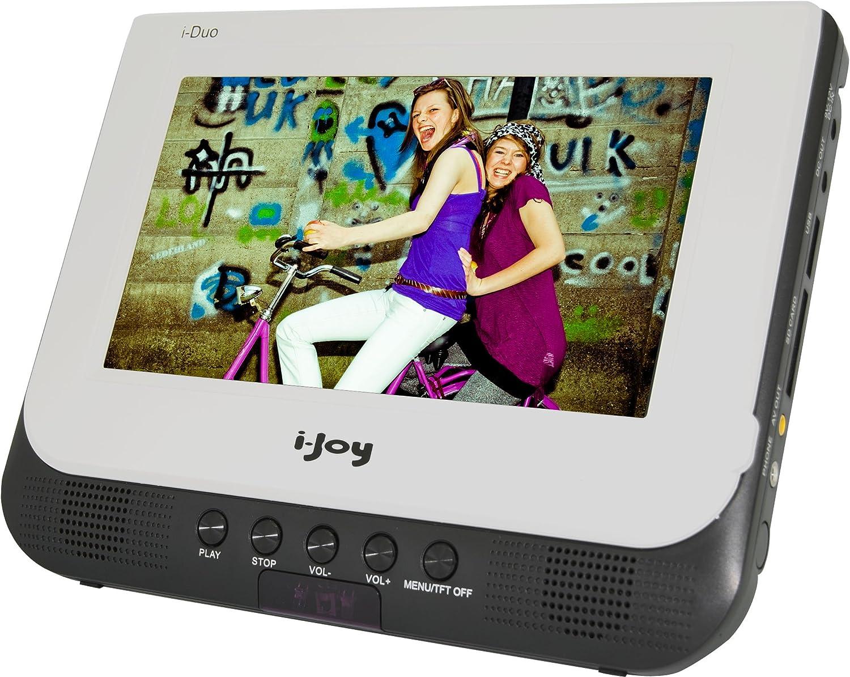 iJoy iDuo - Reproductor de vídeo para reposacabezas: Amazon.es: Electrónica