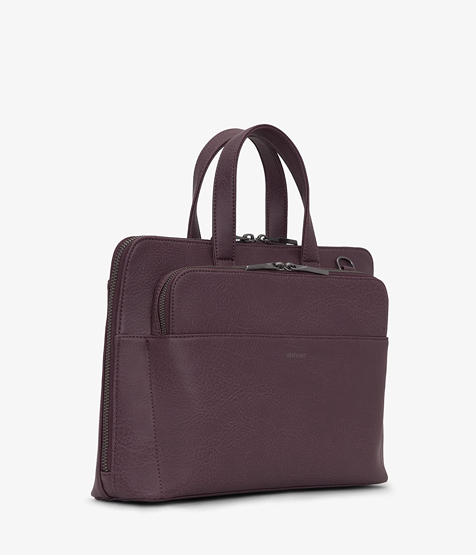 Fig Purple Matt /& Nat Cassidy Handbag Dwell Collection