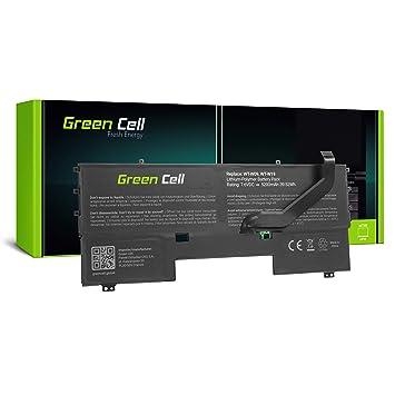 Green Cell® Batería para Huawei MateBook X WT-W09 WT-W19 Ordenador (5200mAh 7.6V Negro): Amazon.es: Electrónica