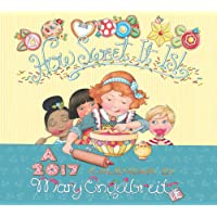 Mary Engelbreit 2017 Deluxe Wall Calendar: How Sweet It Is!