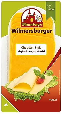 wilmersburger scheiben cheddar 150 g laktosefreier veganer kase