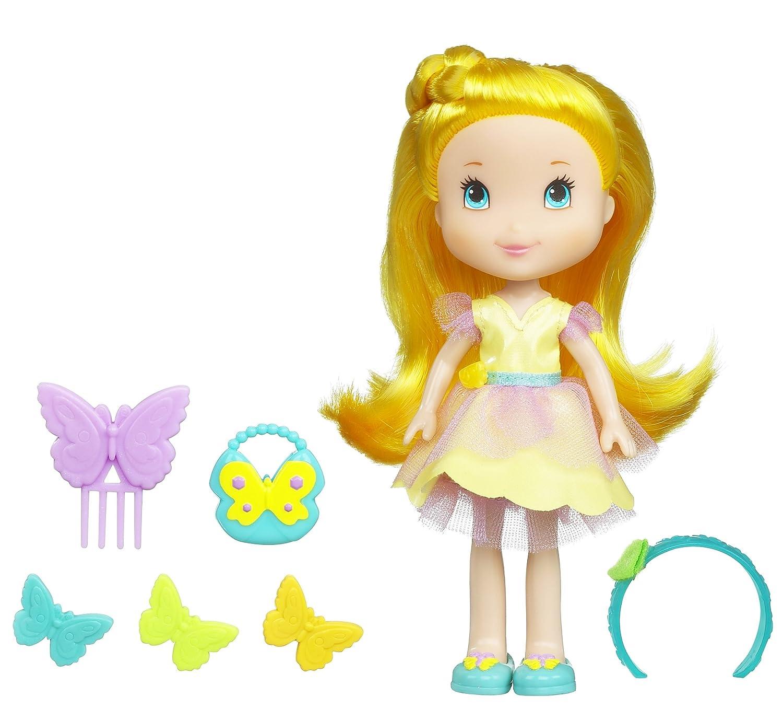amazon com strawberry shortcake fashion doll lemon meringue set