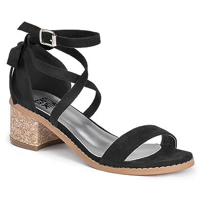 29303736777a MUK LUKS Women s Sasha Sandals