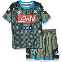 SSC NAPOLI Kit Gara Away Bambino 2019/2020 Camiseta De Juego Niños