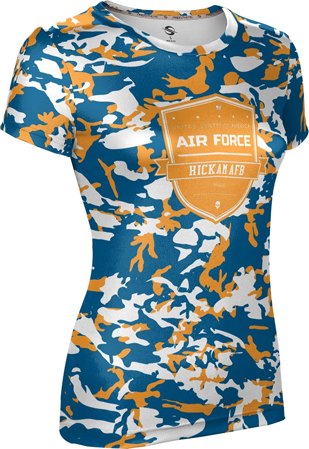 ProSphere Women's Hickam AFB Military Camo Tech Tee
