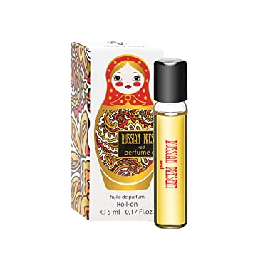 Amazon.com  Russian Present RED Perfume Oil for Women - 5 ml ... 2c746f7883347