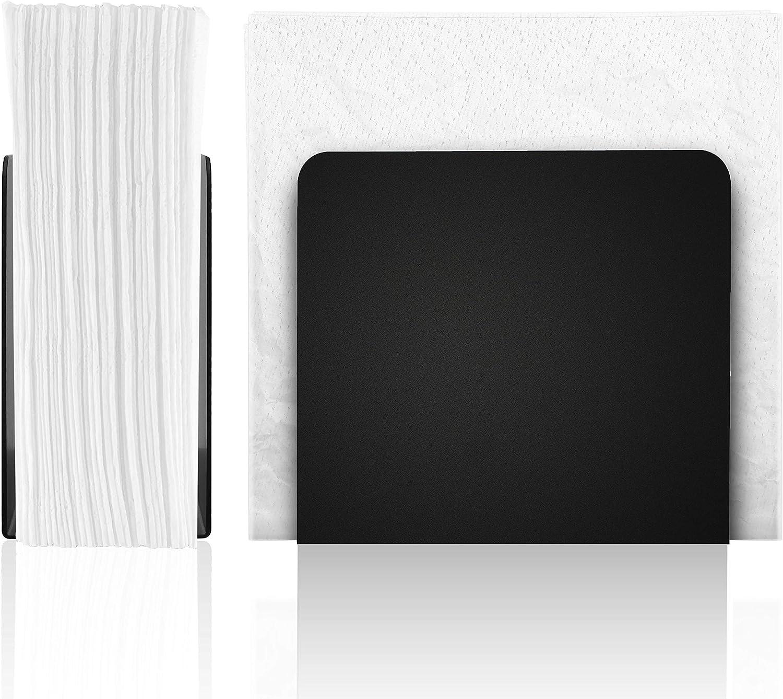 color negro Servilleteros