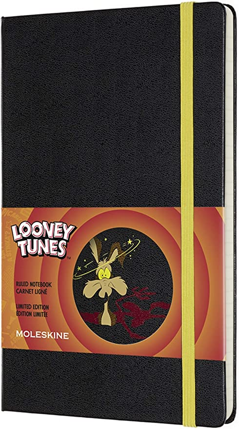 Amazon.com: Moleskine Ltd. Cuaderno de edición Looney Tunes ...