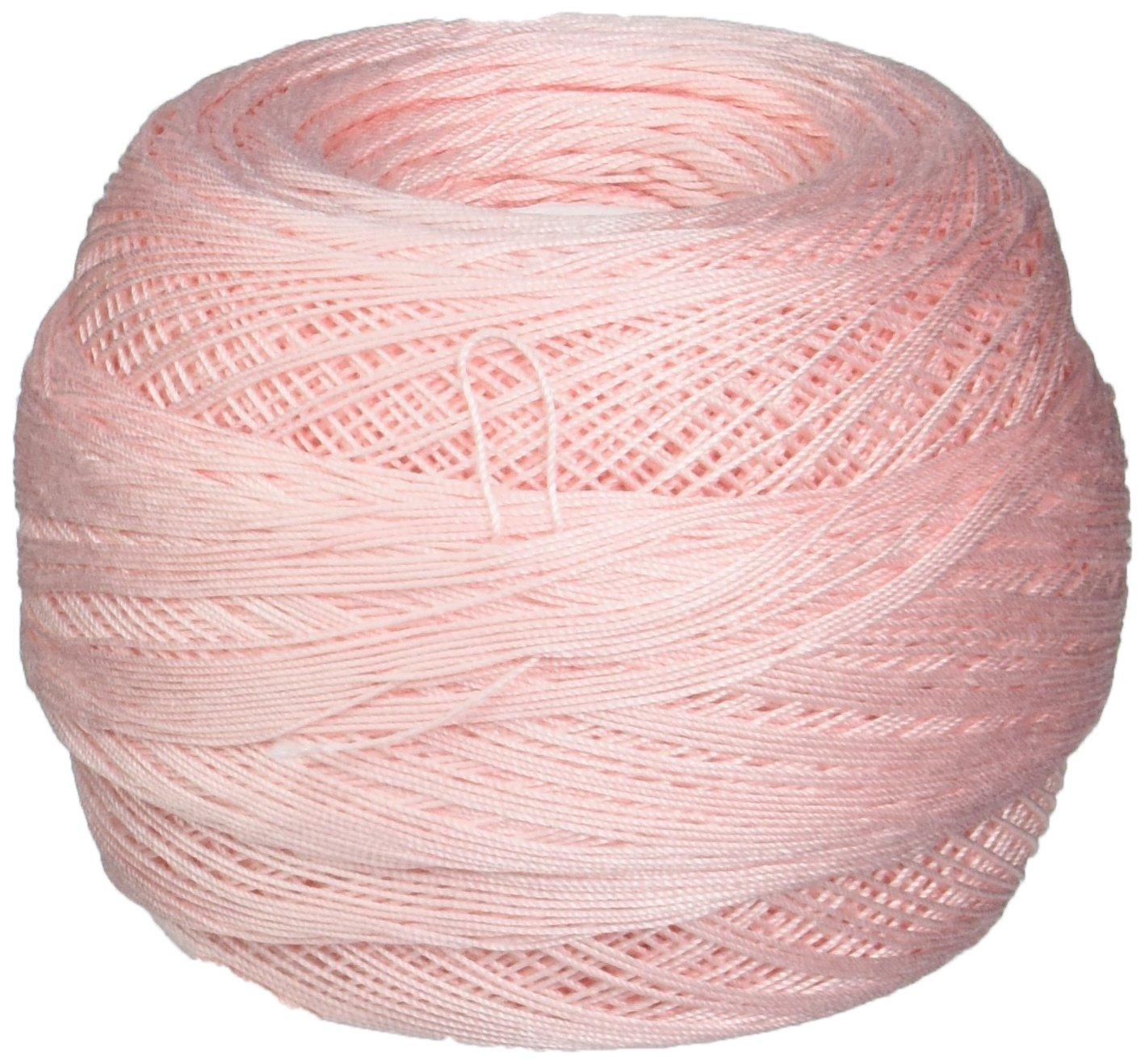 DMC Cebelia かぎ針編みコットン 毛糸 ベビーピンク サイズ 30 約514m B004SVJMXS