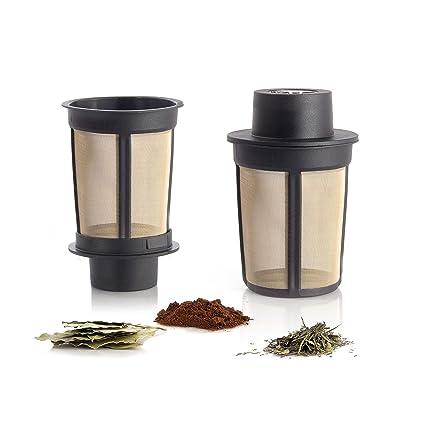 Finum 4214100 - Infusor de té y Especias (Acero Inoxidable ...