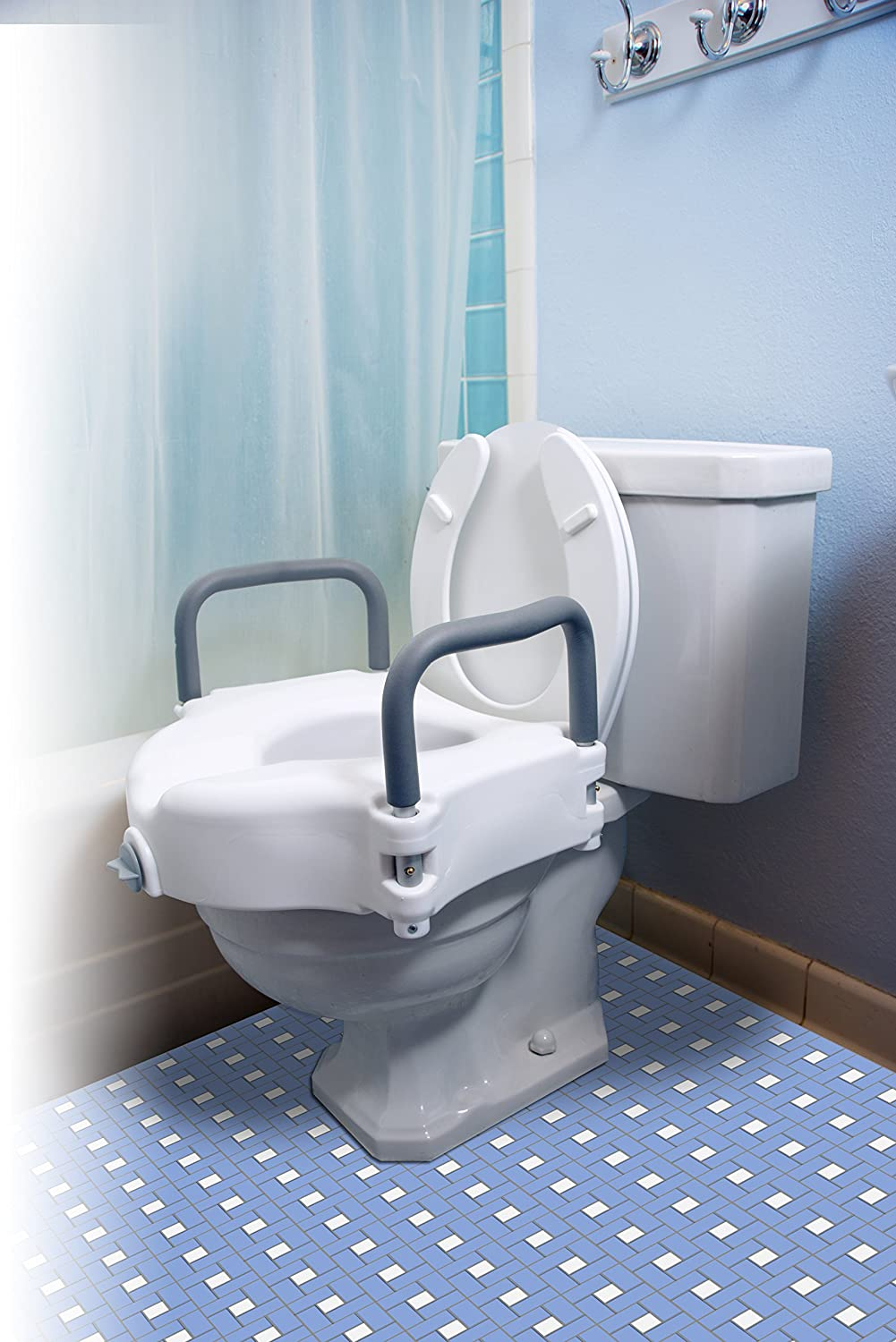 How to Buy an Elevated Toilet Seat | - LIFE SUPPORT