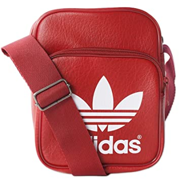 Deporte Color B Rojo Classic Mini Adidas Bolsa Blanconegro De qXfUwYx