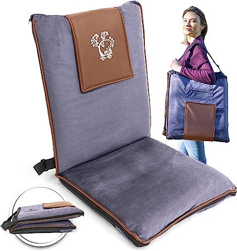 Monk Llama Folding Floor Chair