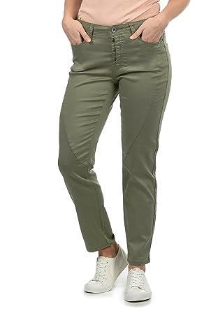 b16f1a1434878 Desires Elbja Jeans Denim Vaquero Tejano para Mujer Elástico Relaxed-Fit   Amazon.es  Ropa y accesorios