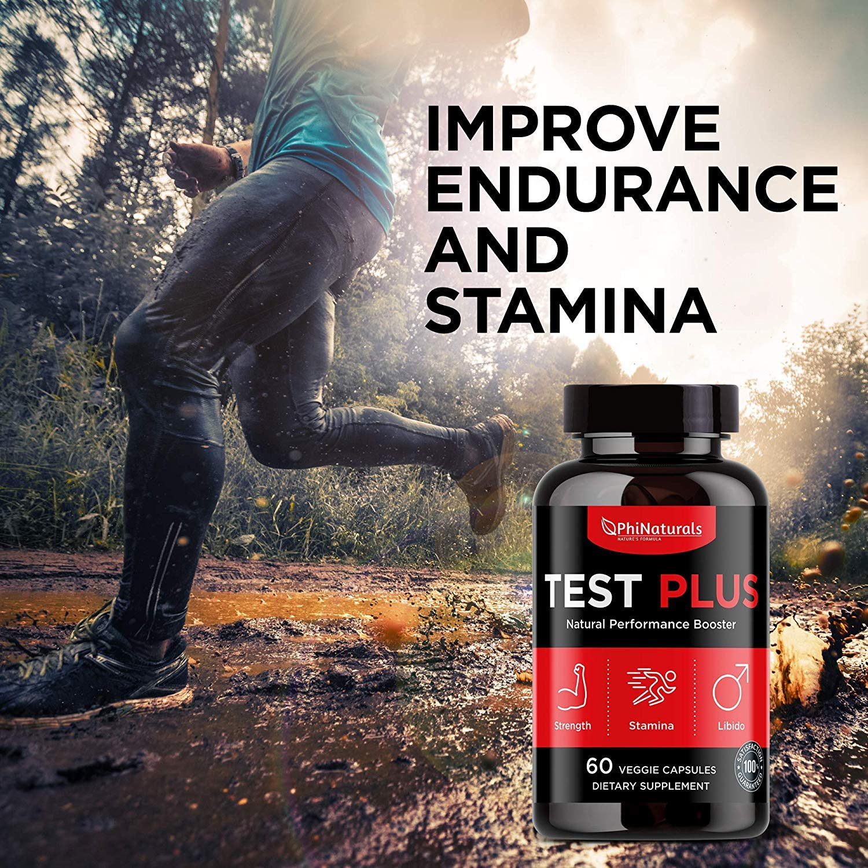 Amazon.com: Phi Naturals testplus testosterona Booster – 60 ...