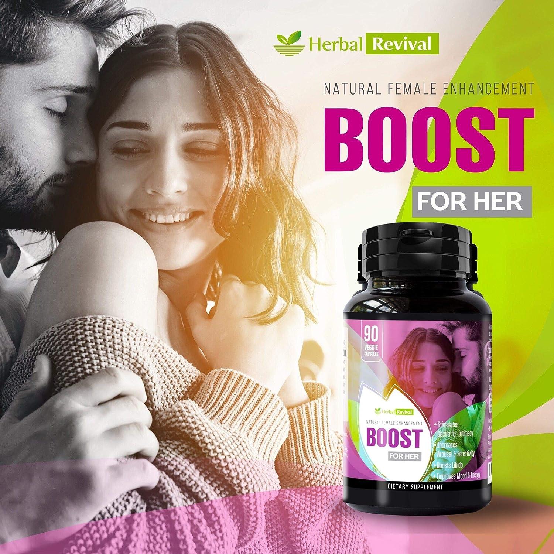 boost sex hormones naturally women in Eastbourne