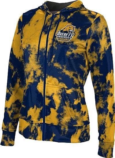 Grunge School Spirit Sweatshirt ProSphere Northern State University Girls Zipper Hoodie