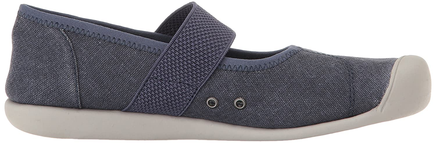 KEEN Women's Sienna MJ B(M) Canvas Shoe B01H8GCGNM 6 B(M) MJ US|Crown Blue dc0eaa