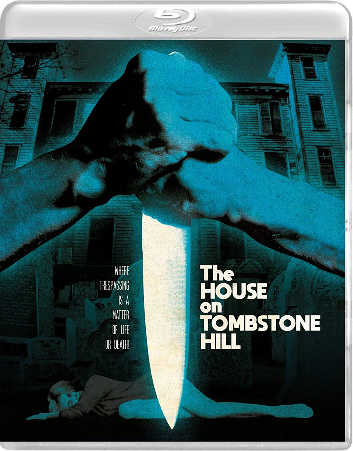 The House on Tombstone Hill (aka Dead Dudes in the House & The Dead Come Home) [Blu-ray/DVD Combo]