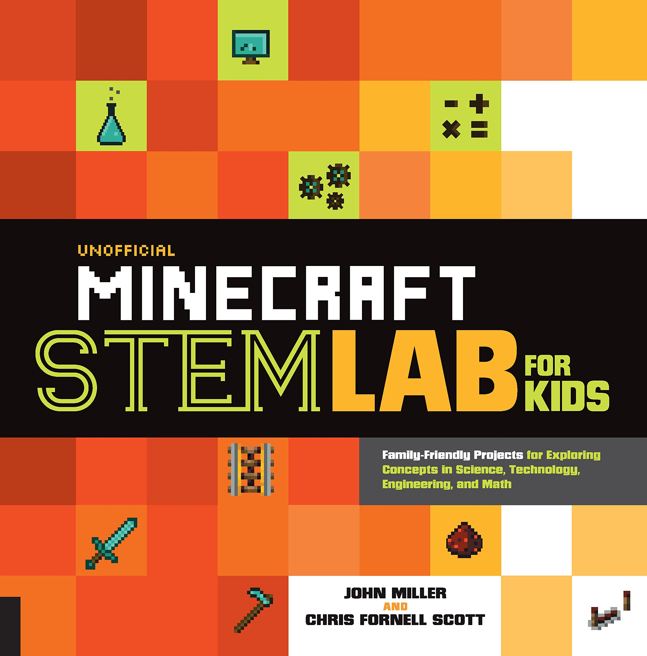 Unofficial Minecraft STEM Kids Family Friendly product image