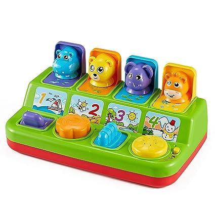 Amazon.com: Think Gizmos Juguete interactivo para niños ...