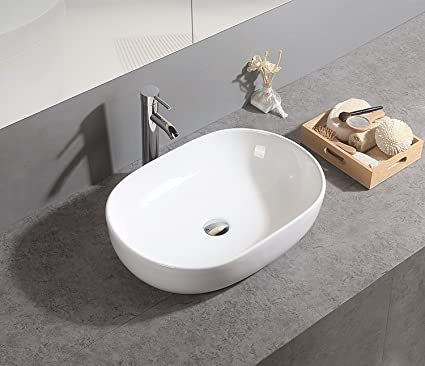 Basong Lavabo da Bagno di Design in Ceramica Lavandino da Bagno in ...
