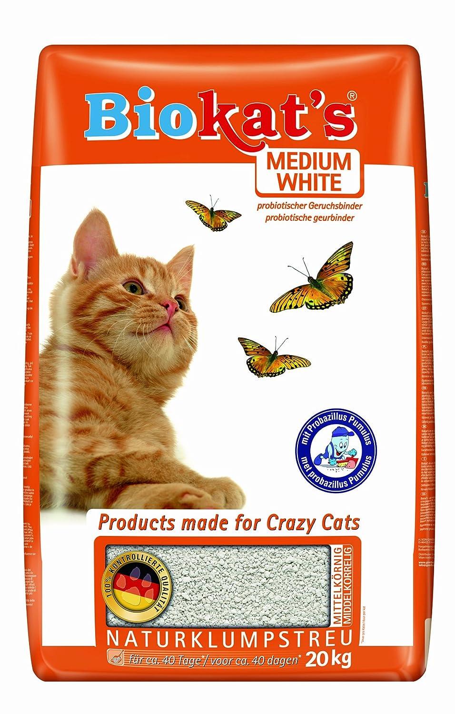 litiere chat 20 kg